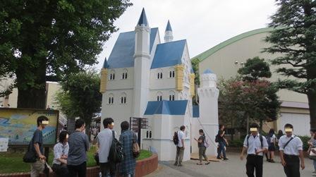 2015浦高祭門横