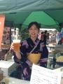 彩実ビールどんたく夏祭り