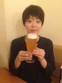 薬膳ビール美女9
