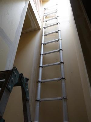 伸縮はしご1508