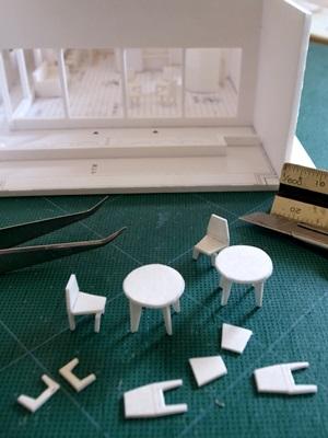 Skt家具模型1509