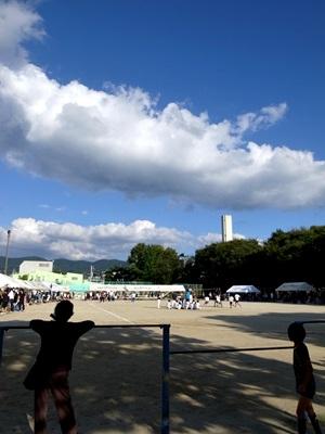 桃山南小体育祭1509