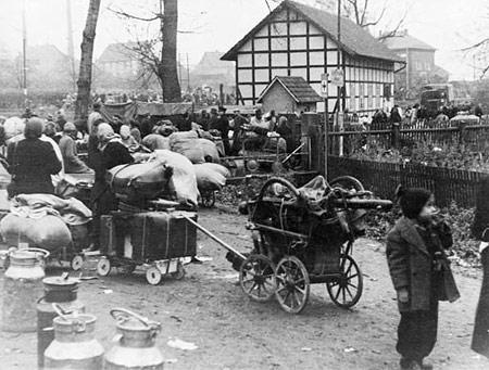 B ドイツ難民