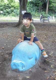 ブログ2 0914公園