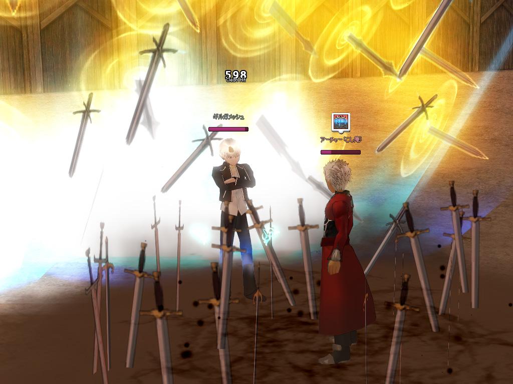 Fateイベント:アーチャー6