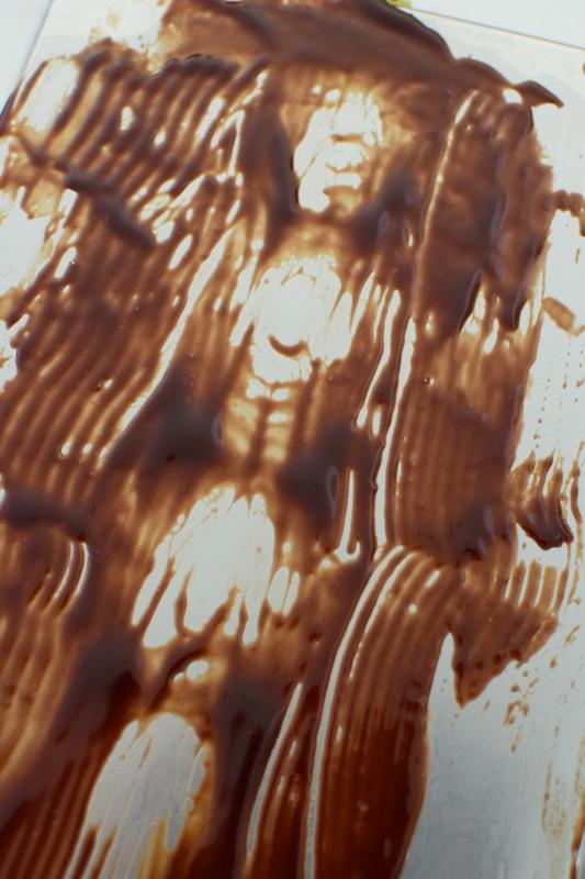 キャラメルコーヒー工程1