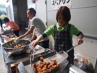 2015収穫祭料理④
