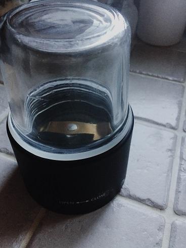 コーヒー豆ミル