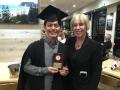 Graduation Sep 2015 14 アロマスクール マッサージスクール オーストラリア