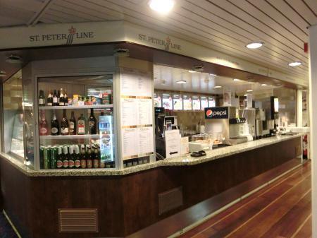 St Peter Line レストラン2