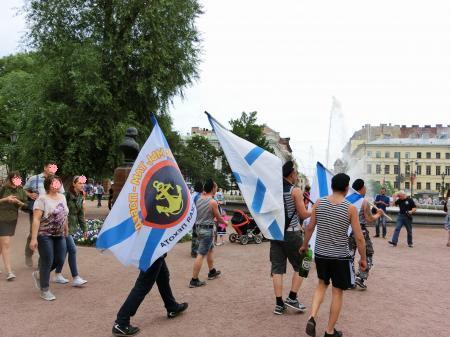 サンクトペテルブルク お祭り3