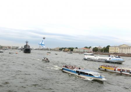 サンクトペテルブルク お祭り6