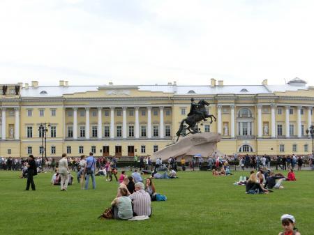 サンクトペテルブルク お祭り7
