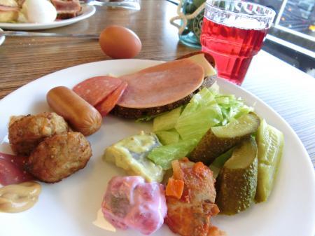 エストニア 朝食4