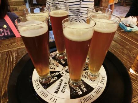 Beer House(タリンのブルワリー)2