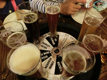 Beer House(タリンのブルワリー)3