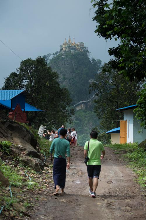 ミャンマーの旅
