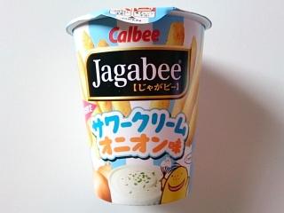 ジャガビー サワークリームオニオン