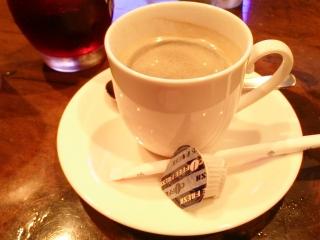 パセラF ホットコーヒー