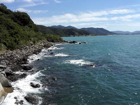 3 下関市・吉見海岸