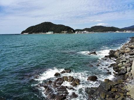 4 下関市・吉見海岸