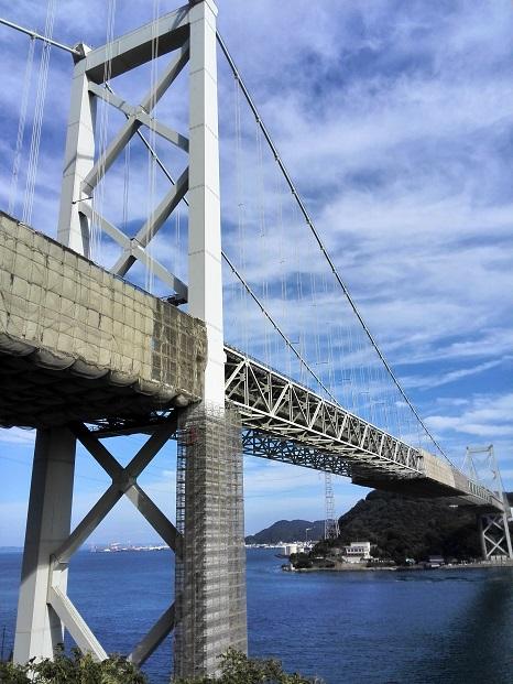 10 下関市・壇ノ浦パーキング・関門橋