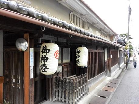 1 龍田神社の秋祭り