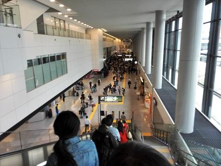 11 成田空港・1T南ウイング