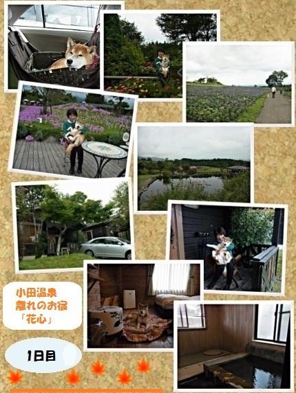 コルクボード・九州秋の旅2
