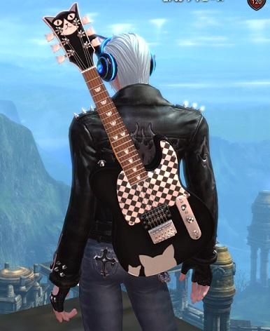 ぬこギター