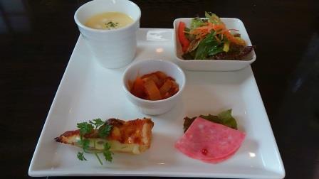 HIRO前菜