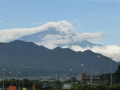 150818富士山