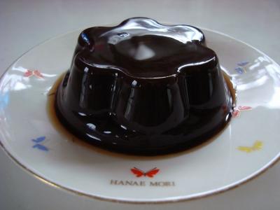 黒いプリン2