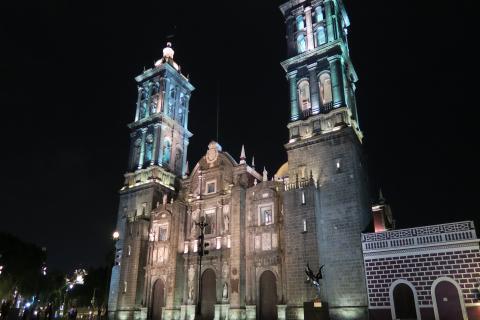 catedral de la noche