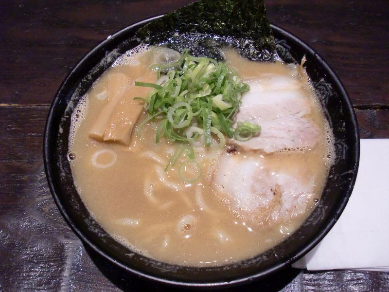 俺式@東京・20150825・やりすぎ煮干し