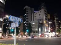 龍ノ神@小川町・20150830・交差点