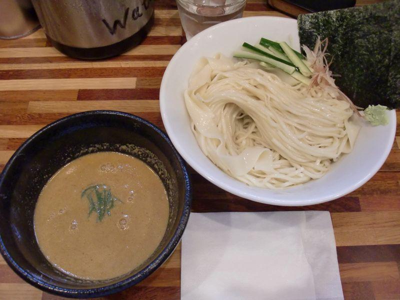 五ノ神水産@淡路町・20150904・つけ雲丹搾り