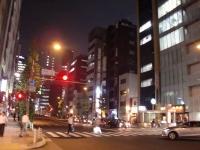 五ノ神水産@淡路町・20150904・交差点