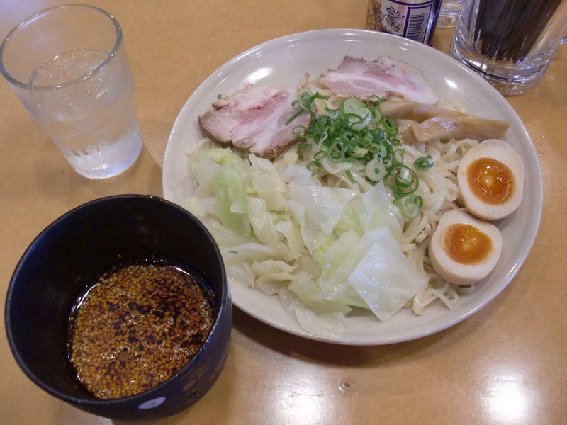 めでたい屋@茅場町・20159020・広島つけ麺