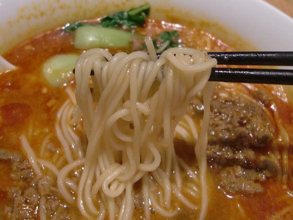 芝蘭@豊洲・20150926・麺