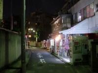 穀雨@渋谷・20151006・住宅街