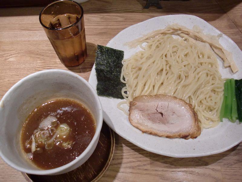 ぬかじ@渋谷・20151022・つけ麺