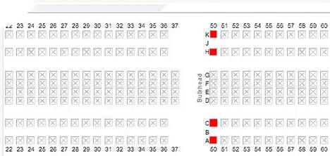 非常口座席の利用が有料になり、素早い脱出はNGで英語力も必要。