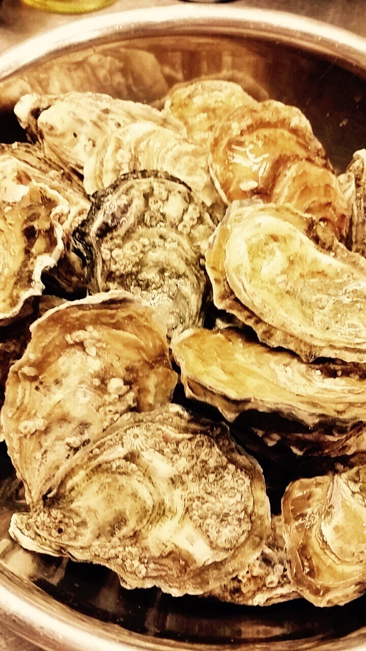 オレロンの牡蠣