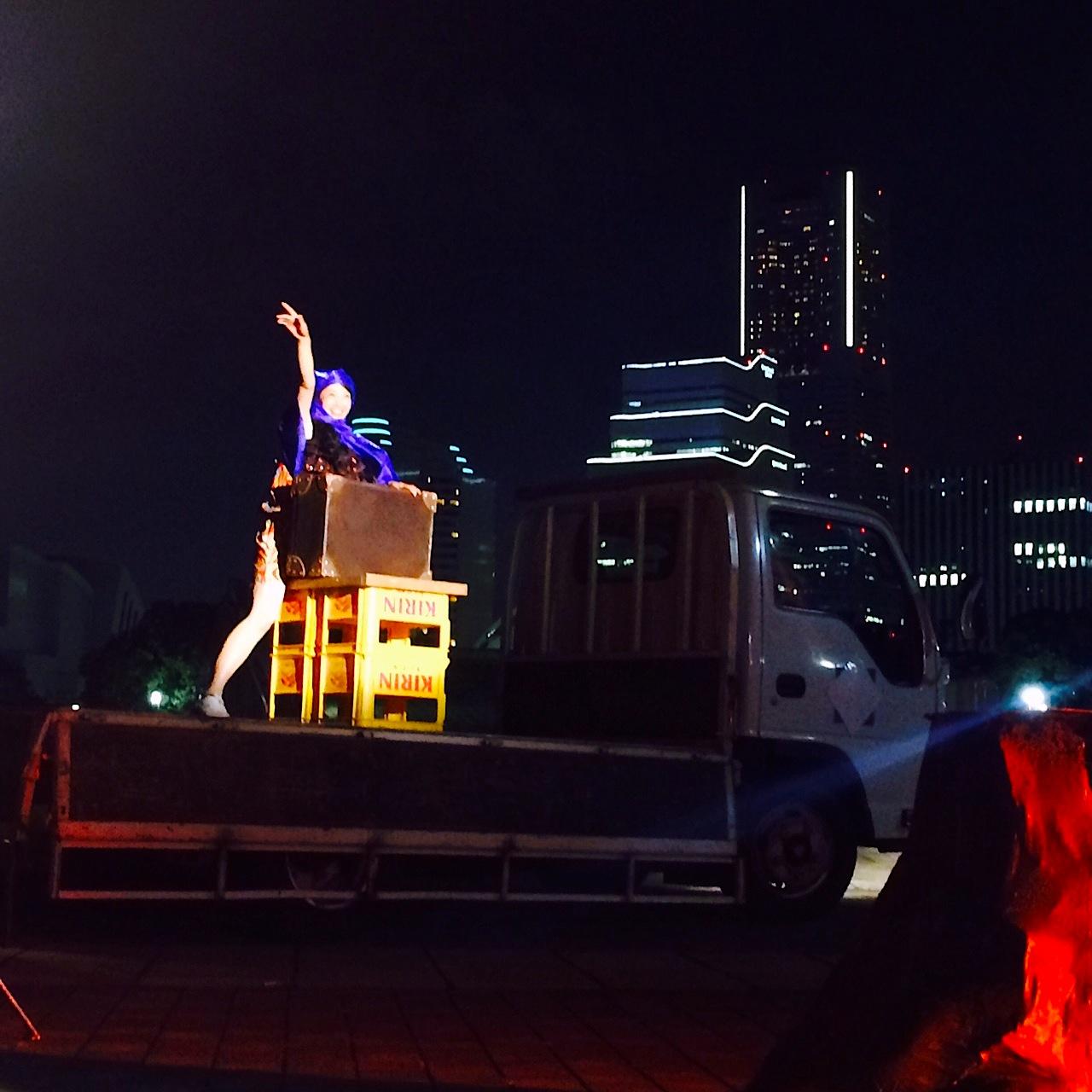 唐ゼミ 横浜 トラック