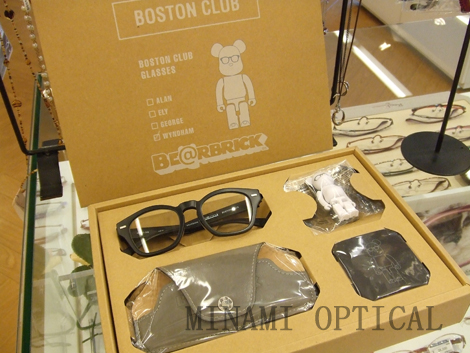 BOSTON CLUB × BE@RBRICK 5