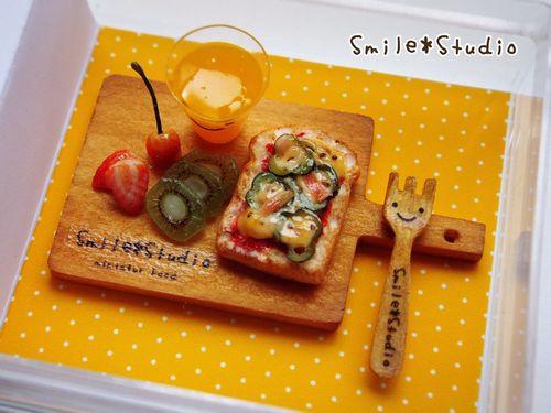 ピザトーストセット2