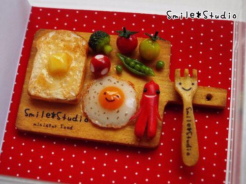 バタートーストセット1