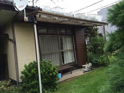 みらい住建 リフォーム 竜巻被害 続き 9号9日縮小
