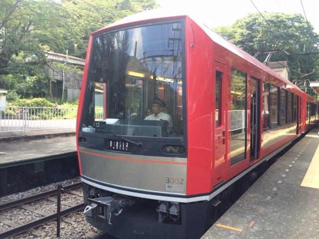 新型登山列車アレグラ号